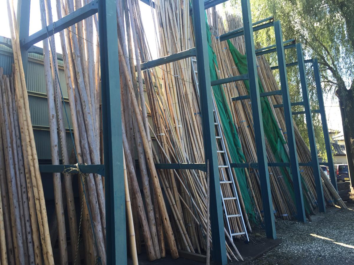 園芸資材・木材の販売、卸